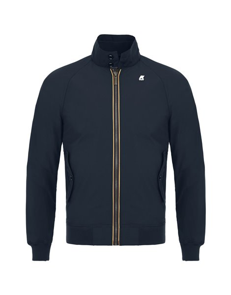 GIACCA KWAY JACK BONDED JERSEY UOMO IMPERMEABILE ANTIVENTO