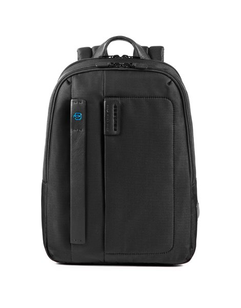 Piquadro CA3869P16 Zainetto porta computer e porta iPad® Testa di moro