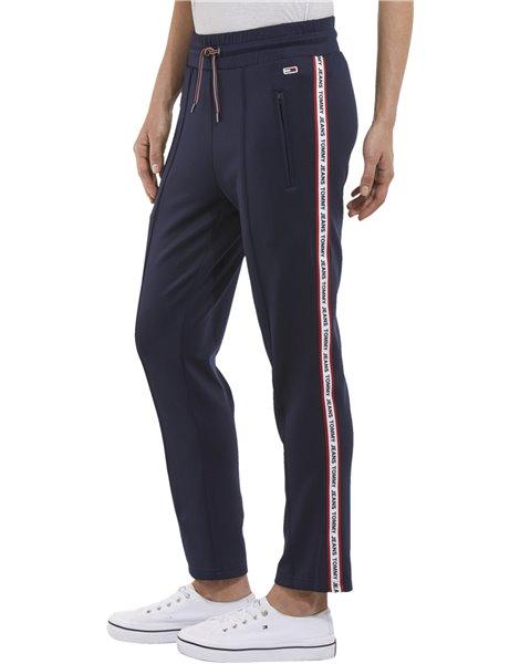 TOMMY JEANS Pantaloni Tuta da donna con nastri laterali DW0DW0 5542