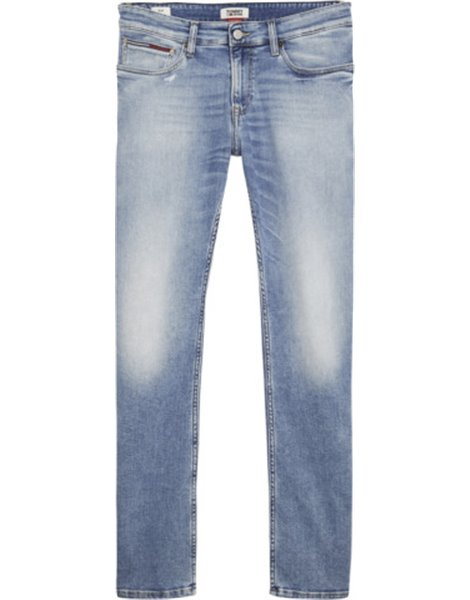 TOMMY JEANS DM0DM07485 JEANS SCANTON SLIM UOMO LIGHT BLU