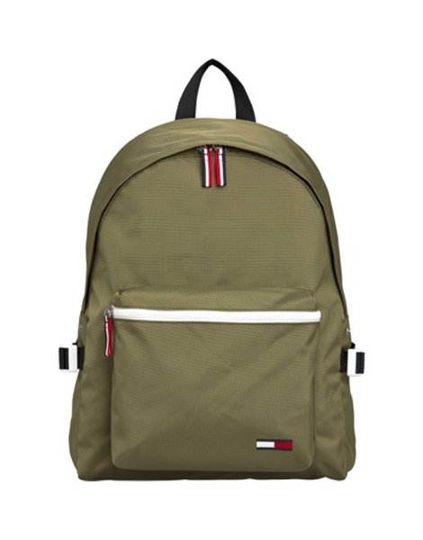 TOMMY JEANS AM0AM05920 ZAINO VERDE MILITARE