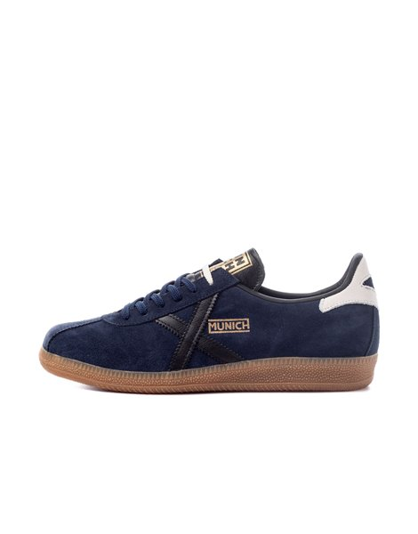 MUNICH BARRU 71 SNEAKERS UOMO BLU