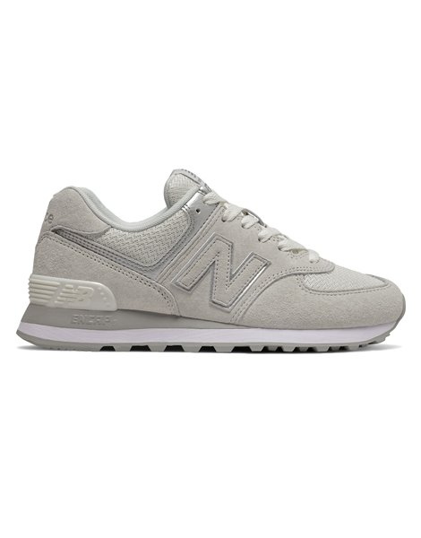 NEW BALANCE WL574 EX SNEAKERS DONNA BEIGE