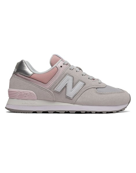 NEW BALANCE WL574 SOT SNEAKERS DONNA BEIGE