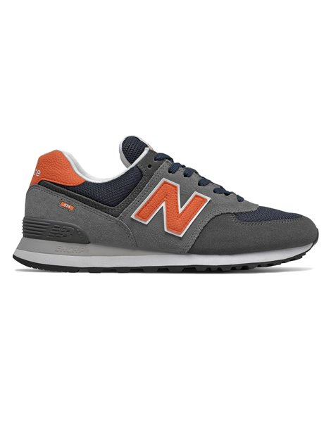 NEW BALANCE ML574 EAF SNEAKERS UOMO ANTRACITE