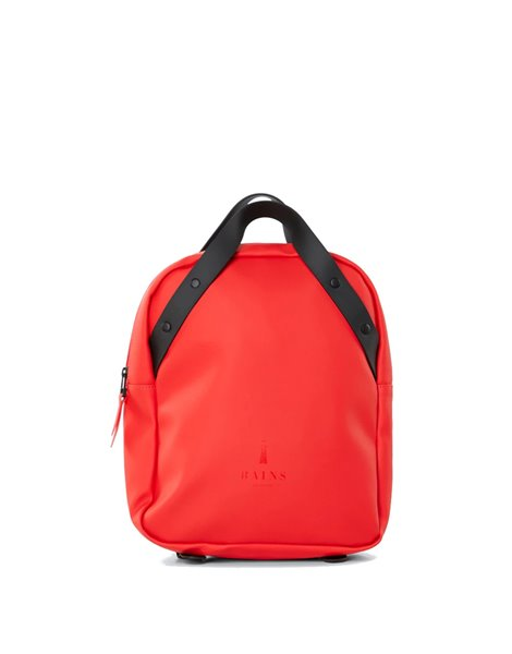 RAINS BACKPACK GO ZAINETTO ROSSO