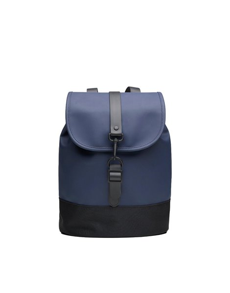 RAINS DRAWSTRING ZAINO BLU BACKPACK 1293
