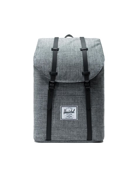 HERSCHEL RETREAT BACKPACK ZAINO GRIGIO