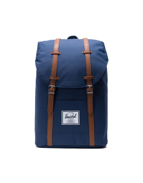 HERSCHEL RETREAT BACKPACK ZAINO BLU