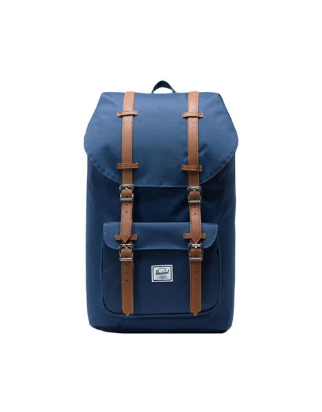 HERSCHEL LITTLE AMERICA BACKPACK ZAINO BLU