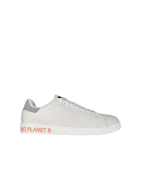 ECOALF SANDFORD FABRIC SNEAKERS BIANCHE