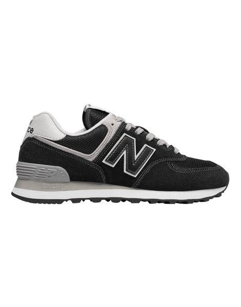 NEW BALANCE WL574EB SNEAKERS DONNA NERO