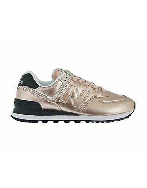 NEW BALANCE WL574WER SNEAKERS GOLDEN ROSE