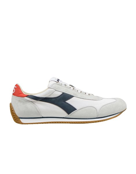 DIADORA EQUIPE H CANVAS SNEAKERS STONE WASHED BIANCO