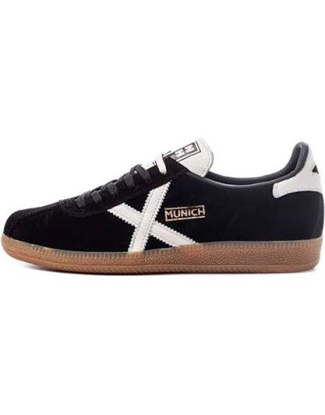MUNICH BARRU SNEAKERS UOMO NERO