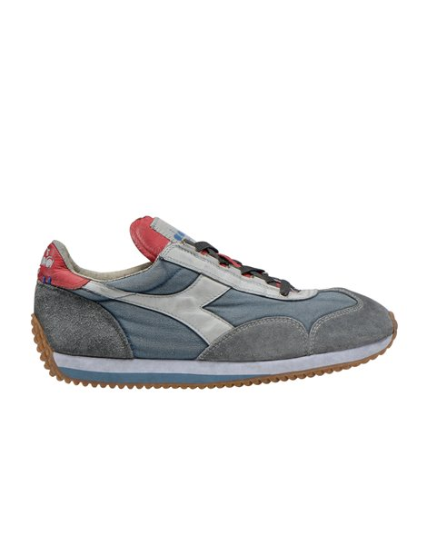 DIADORA EQUIPE H SNEAKERS DIRTY STONE WASHED BLU