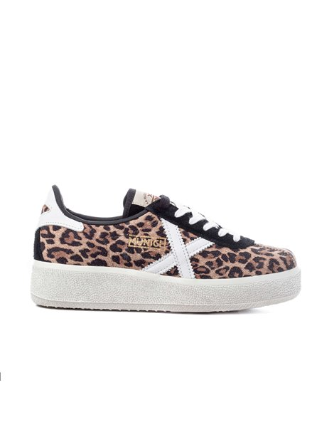 MUNICH BARRU SKY 24 SNEAKERS LEOPARD