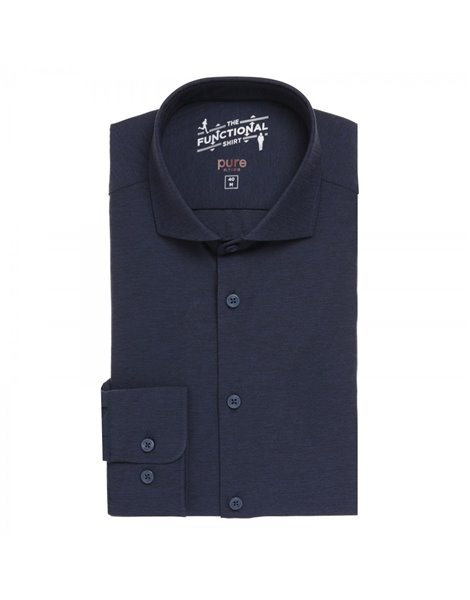 PURE FUNCTIONAL SHIRT BLU