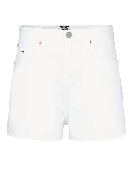 TOMMY JEANS 8281DW0 SHORTS DONNA BIANCO