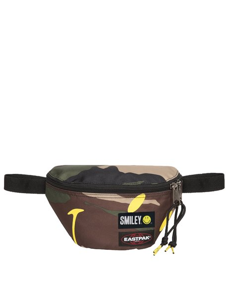 EASTPAK SPRINGER SMILEY MARSUPIO CAMO