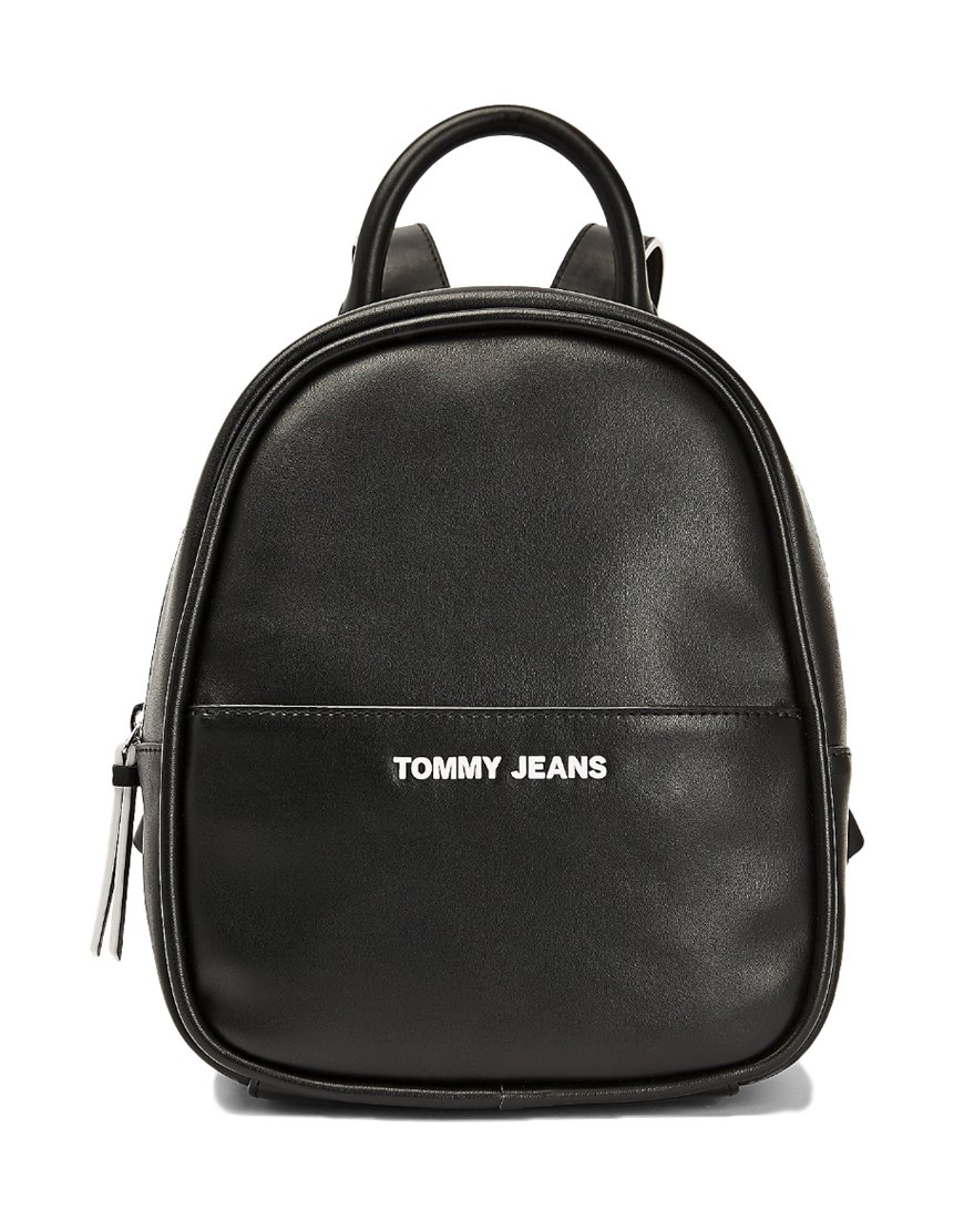 TOMMY JEANS 8957AW0 ZAINETTO DONNA NERO