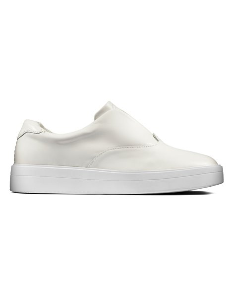 CLARKS HERO STEP SCARPA DONNA BIANCO