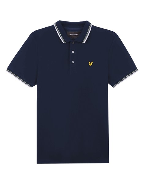 LYLE & SCOTT POLO MM UOMO BLU